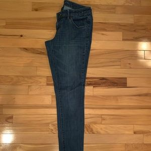 Mossimo Low Rise Skinny